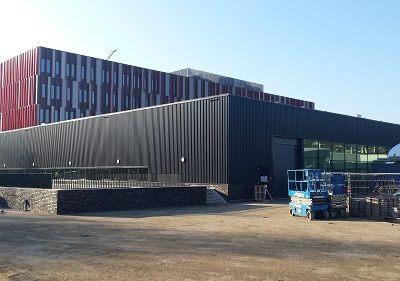Nieuwbouw HMC te Rotterdam