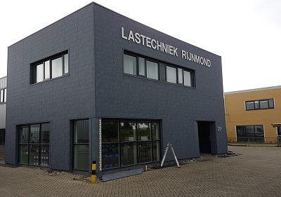 Renovatie kantoorpand Lastechniek Moerdijk
