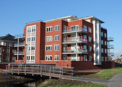 Nieuwbouw Appartementencomplex Bergambacht